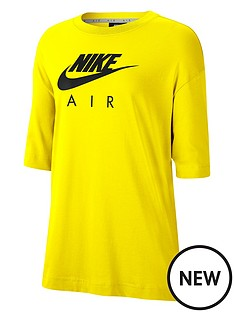 nike-nswnbspairnbspt-shirt-yellow