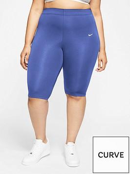nike-nswnbspleg-a-seenbspknee-length-leggings-curvenbspnbsp--sapphirenbsp