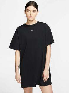 nike-nsw-essentials-t-shirt-dress-blacknbsp