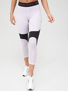 nike-training-pro-crop-leggings-lilacnbsp