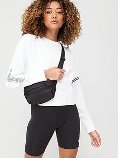 nike-pro-training-get-fit-fleece-sweat-top-white