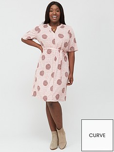 junarose-curve-anneline-24-sleeve-dress-blush
