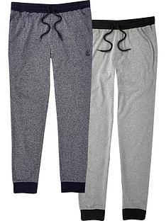 river-island-2-pack-pyjama-bottoms