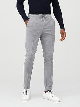river-island-the-grey-seoul-skinny-smart-joggers