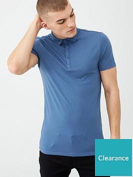 river-island-muscle-fit-polo-shirt-bluenbsp