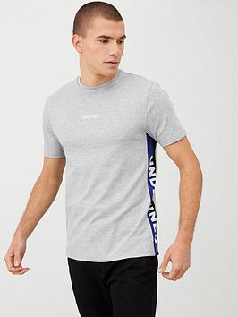 river-island-slim-fit-undefined-tape-t-shirt-grey-marlnbsp