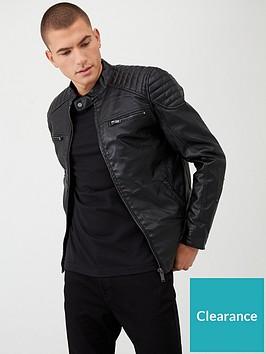 river-island-faux-leather-racer-jacket-blacknbsp