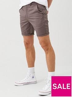 river-island-vienna-skinny-fit-chino-shorts-purplenbsp