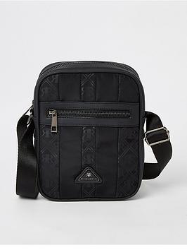 river-island-stripe-logo-crossbody-bag-blacknbsp