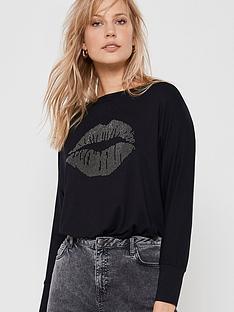 mint-velvet-hotfix-lips-batwing-t-shirt-charcoal