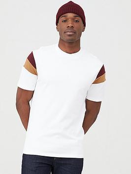 river-island-nbspcolour-block-slim-fit-t-shirt-white