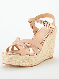 v-by-very-dottie-weave-high-wedge-sandal-gold