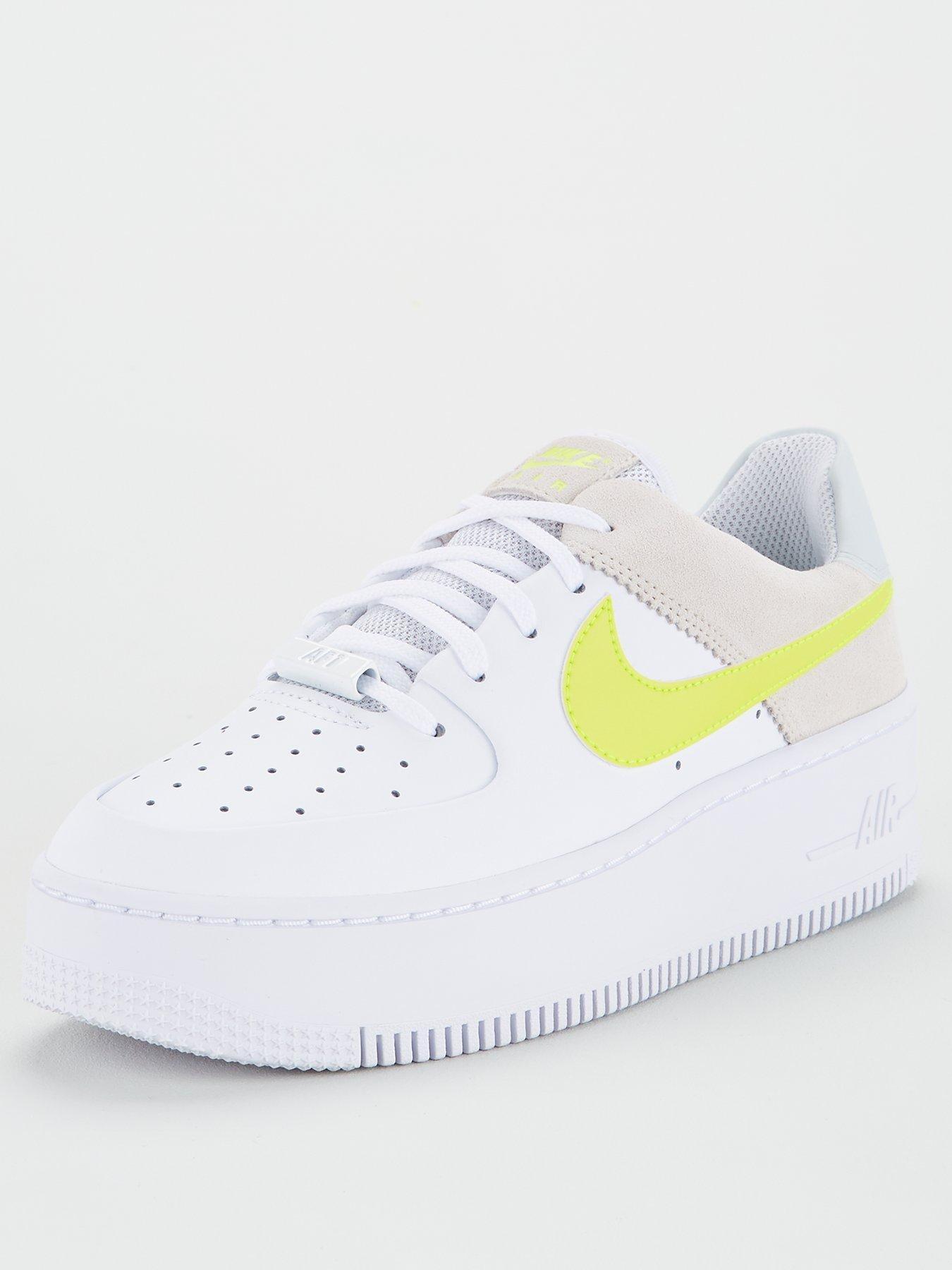 Nike Air Force 1 Sage Low - White