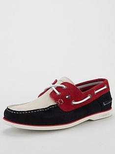 tommy-hilfiger-classic-suede-boat-shoes-navyredwhite