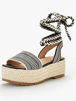 v-by-very-damson-tie-leg-espadrille-wedge-sandals-mono