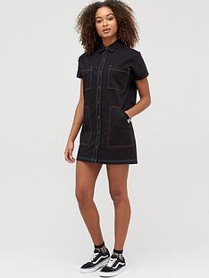 vans-thread-it-shirt-dress-black