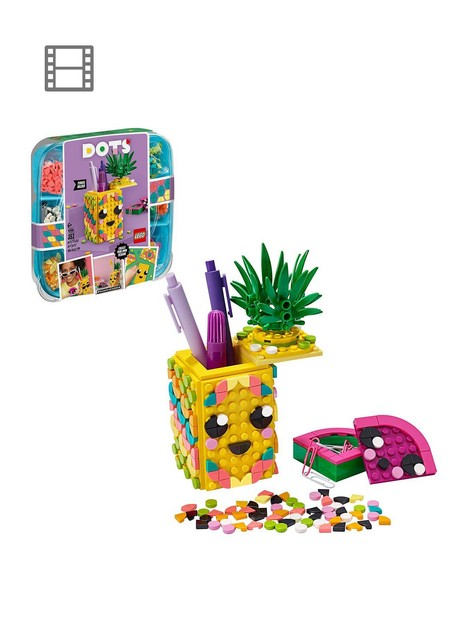 lego-dots-41906-pineapple-pencil-holder