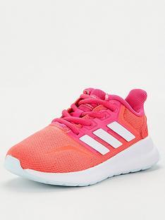 adidas-runfalcon-junior-trainers-red