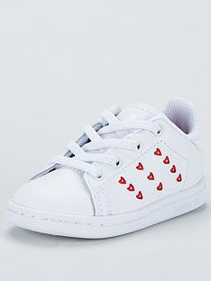 adidas-originals-stan-smith-infant-trainer-white
