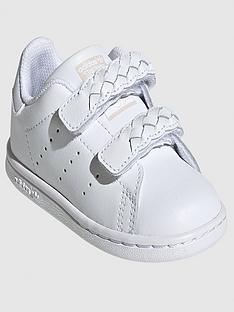 adidas-originals-infantnbspstan-smith-inbsptrainers-white