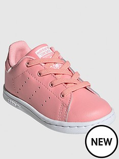 adidas-originals-infantnbspstan-smith-el-inbsptrainers-pink