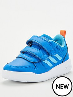 adidas-tensaur-childrens-trainers-blue