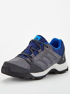 adidas-terrex-hyperhiker-childrens-trainers-greyblue