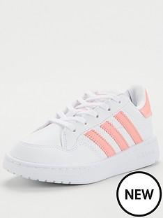 adidas-originals-novice-childrens-trainer-white