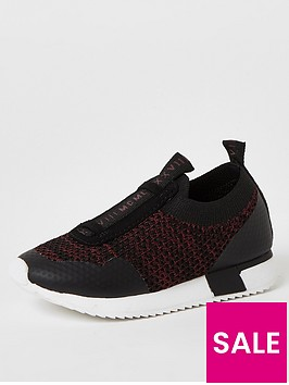 river-island-mini-boys-knitted-runner-dark-red
