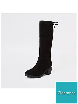 river-island-girls-knee-high-heeled-boots-black