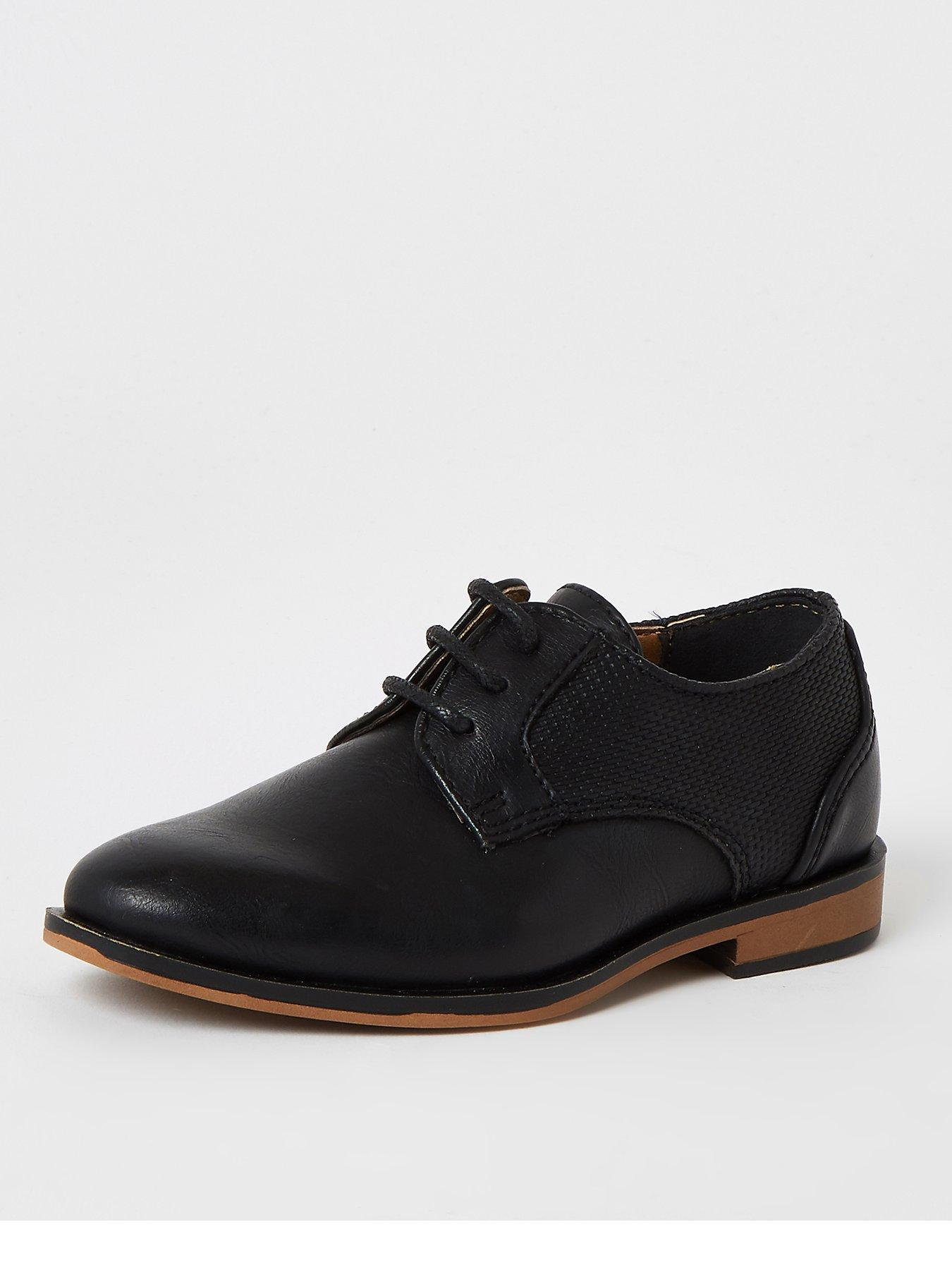 Boy   School Shoes   River island