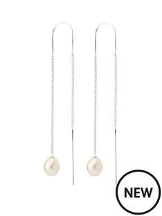 beaverbrooks-silver-freshwater-double-drop-pearl-earrings