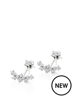 beaverbrooks-silver-cubic-zirconia-jacket-earrings