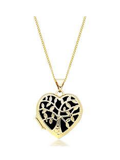 beaverbrooks-9ct-gold-tree-heart-locket