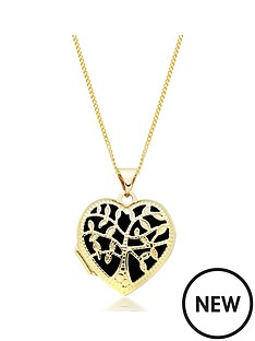 beaverbrooks-9ct-gold-tree-heart-locket