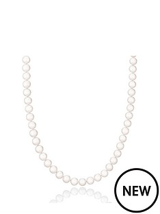beaverbrooks-silver-freshwater-pearl-single-row-necklace