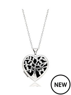 beaverbrooks-silver-tree-heart-locket