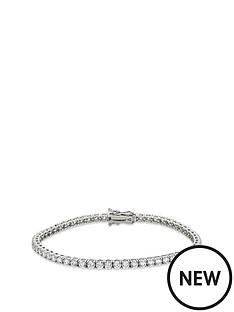beaverbrooks-9ct-white-gold-cubic-zirconia-bracelet