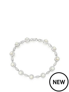 beaverbrooks-silver-pearl-and-cubic-zirconia-bracelet