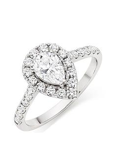 beaverbrooks-9ct-white-gold-cubic-zirconia-pear-shaped-halo-ring