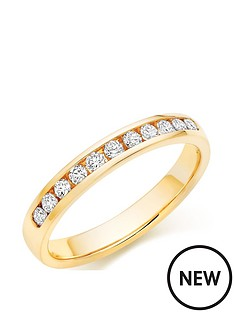 beaverbrooks-18ct-gold-diamond-half-eternity-ring