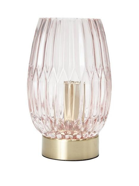 michelle-keegan-home-daphne-ribbed-touch-table-lamp-pink
