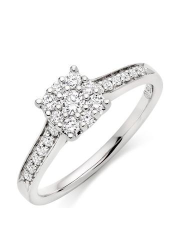 Diamond Rings Gifts Jewellery Www Littlewoodsireland Ie
