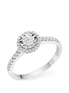 beaverbrooks-9ct-white-gold-diamond-halo-ring
