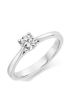 beaverbrooks-platinum-diamond-solitaire-ring