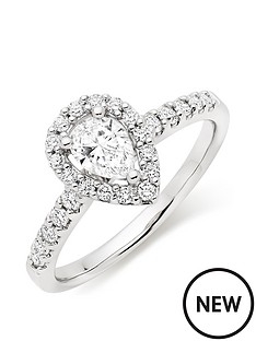 beaverbrooks-platinum-diamond-pear-shaped-halo-ring