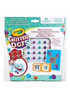 crayola-glitter-dots-sticker-stencils