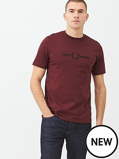 fred-perry-graphic-t-shirt-port