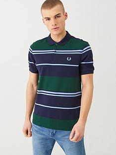 fred-perry-striped-polo-shirt-carbon-blue