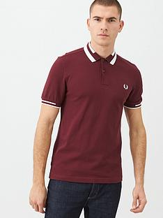 fred-perry-block-tipped-polo-shirt